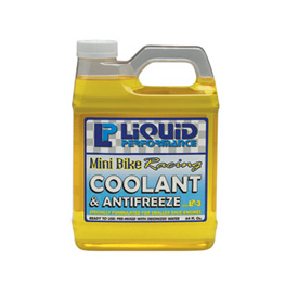 Liquid Performance High Performance Mini Bike Racing Coolant