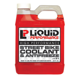 Liquid Performance Street Bike Coolant And Antifreeze