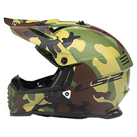 LS2 Youth Gate Jarhead Helmet
