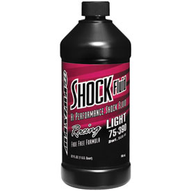 Maxima Race Grade Full Synthetic Shock Fluid