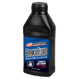 Maxima Brake Fluid DOT 4 16.9 oz.