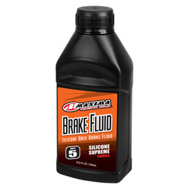 Maxima Brake Fluid DOT 5 16.9 oz.