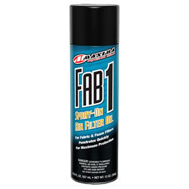 Maxima FAB-1 Air Filter Oil 18.8 oz. Aerosol