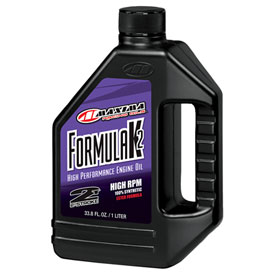 Maxima Formula K-2 Synthetic 2-Stroke Oil 1 Liter