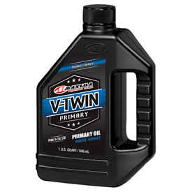 Maxima V-Twin Primary Oil 32 oz.
