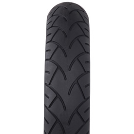 Metzeler ME880 Narrow White Sidewall Front Motorcycle Tire