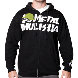 Metal Mulisha OG Icon Zip-Up Hooded Sweatshirt
