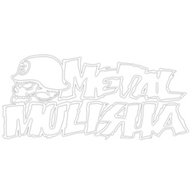 Metal Mulisha Icon Die-Cut Sticker