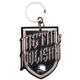 Metal Mulisha Rock Keychain