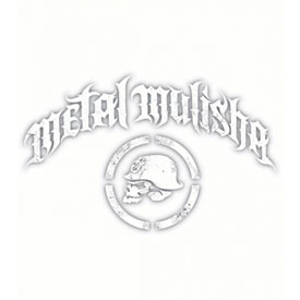 Metal Mulisha Deconstruct Printed Sticker