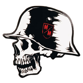 Metal Mulisha Malevolent Printed Sticker