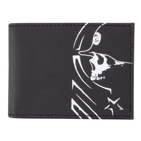 Metal Mulisha Strapped Wallet