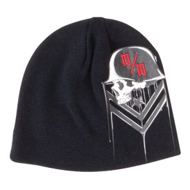 Metal Mulisha Black Ice Beanie