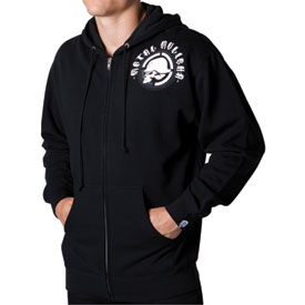 Metal Mulisha Remains Zip-Up Hooded Sweatshirt