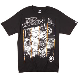 Metal Mulisha Panel T-Shirt