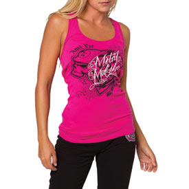 Metal Mulisha Flattering Ladies Tank