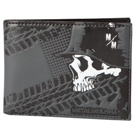 Metal Mulisha Ambush Bi-Fold Wallet