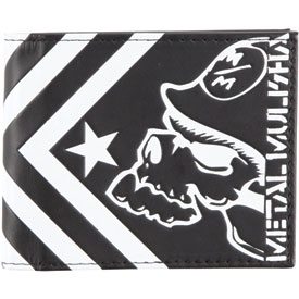 Metal Mulisha Walk Out Bi-Fold Wallet