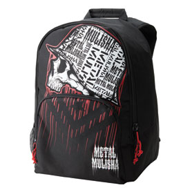 Metal Mulisha Acid Rain Backpack
