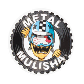 Metal Mulisha Crash Sticker