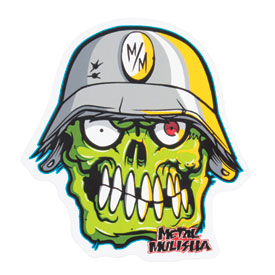 Metal Mulisha Eyegore Sticker