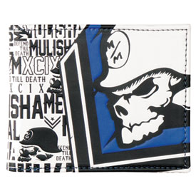 Metal Mulisha Retread Bi-Fold Wallet