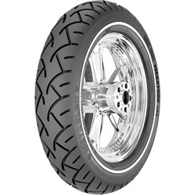 Metzeler ME880 Narrow White Sidewall Rear Motorcycle Tire