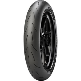 Metzeler Racetec RR K3 Medium Front Motorcycle Tire 120/70ZR-17 (58W)