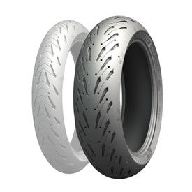 Michelin Road 5 Rear Motorcycle Tire