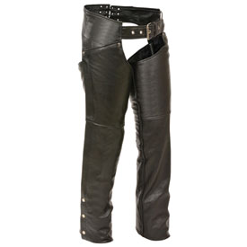 Milwaukee Leather Women's Classic Low Rise Chaps