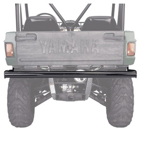 Moose Racing Rear Bumper