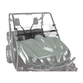 Moose Racing UTV Half Windshield