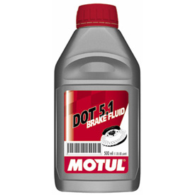 Motul Brake Fluid DOT 5.1 .5 Liter