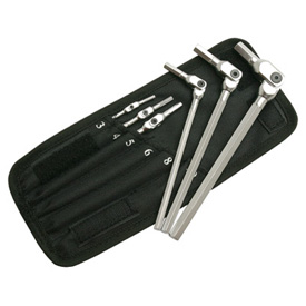 Motion Pro Pivot Head Hex Wrench Set