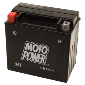 Motor Power AGM No Maintenance Battery
