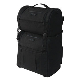 Motocentric Cruiser Roll Bag and Pack Combo