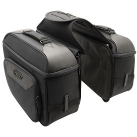 Motocentric Cruiser Slanted Saddle Bags