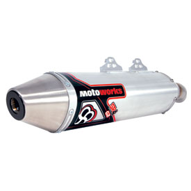 Motoworks SR4 G2 Slip-On Exhaust