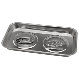 Motion Pro Large Stainless Steel Magnetic Parts Tray