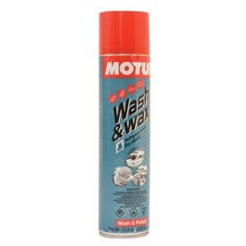 Motul Wash and Wax