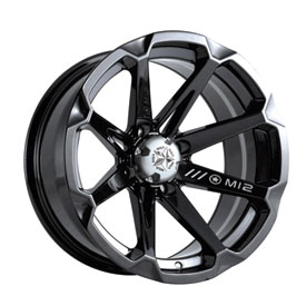 Motosport Alloys M12 Diesel Wheel