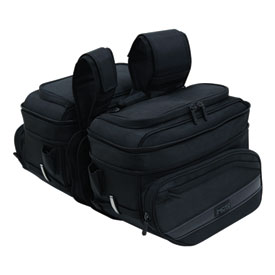 Motocentric MC Touring Saddle Bags