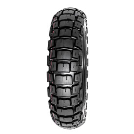 Motoz Tractionator Adventure Rear Motorcycle Tire