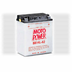 Motor Power Standard Battery with Acid