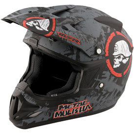 MSR Velocity Metal Mulisha Scope Helmet 2013