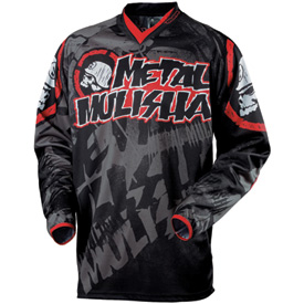 MSR Metal Mulisha Exposed Jersey 2012