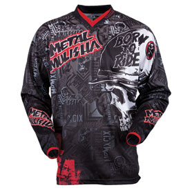 MSR Metal Mulisha Broadcast Jersey 2013