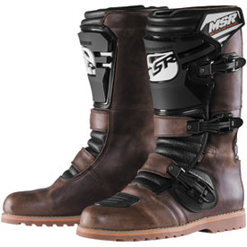 MSR Dual Sport Oiled Boots | Riding Gear | Rocky Mountain ATV/MC