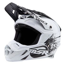 MSR Youth SC1 Grit Helmet Small Black/White