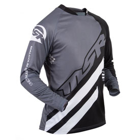 MSR NXT Jersey 2019 Small Grey/Black